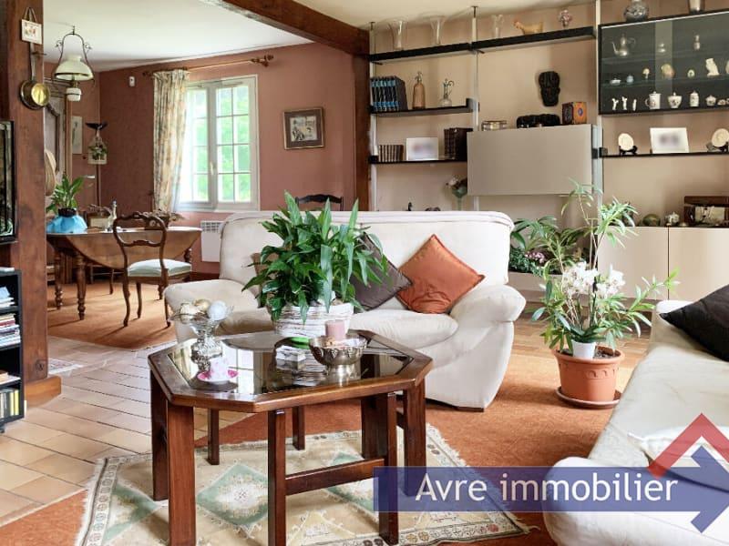 Sale house / villa Verneuil d avre et d iton 181000€ - Picture 4