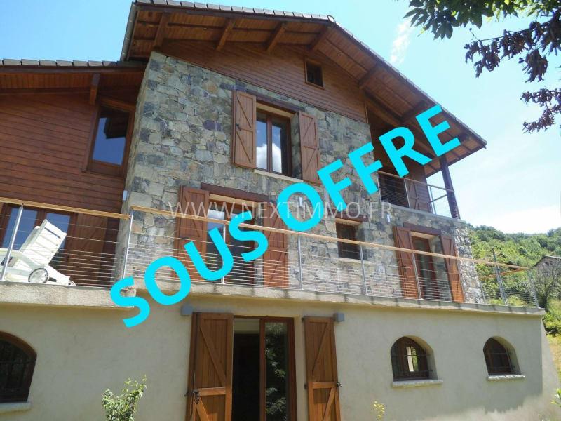 Sale house / villa Saint-martin-vésubie 580000€ - Picture 1