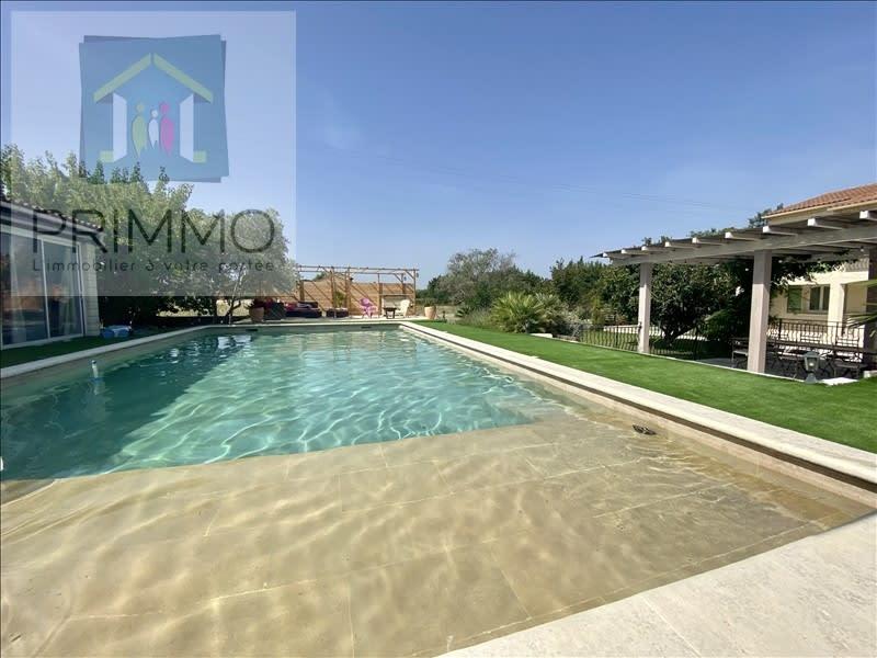Sale house / villa Taillades 598000€ - Picture 2