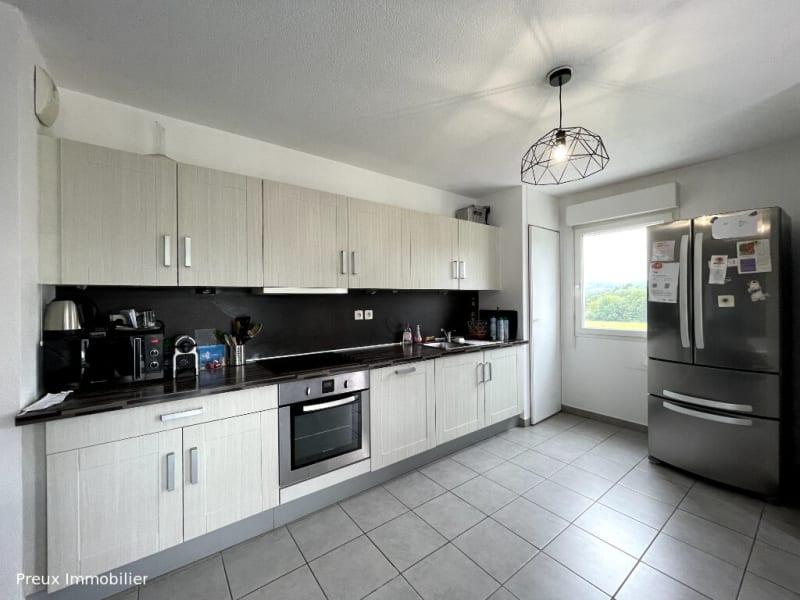 Vente appartement Allonzier la caille 357000€ - Photo 2