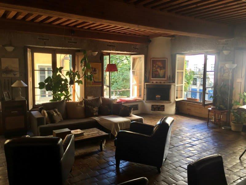 Venta  apartamento Lyon 1er 565000€ - Fotografía 4