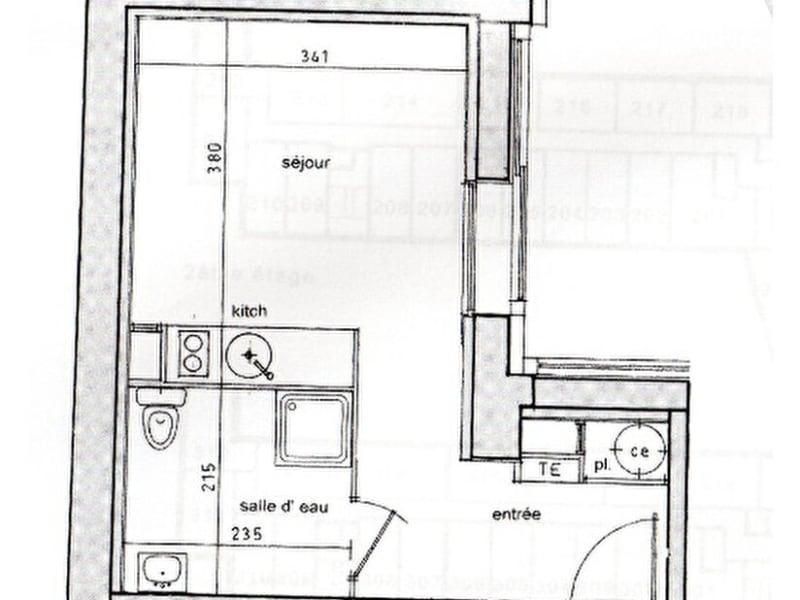 Sale apartment Rouen 77000€ - Picture 7