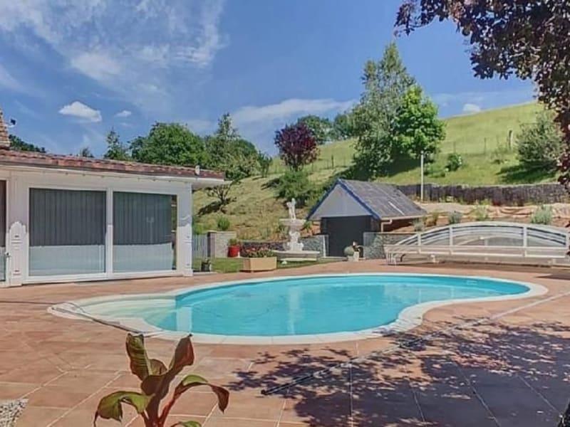 Sale house / villa Hurbache 369900€ - Picture 2