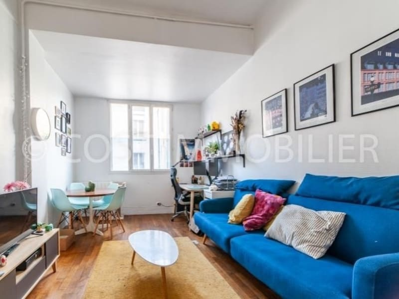 Vente appartement Asnieres sur seine 278000€ - Photo 1