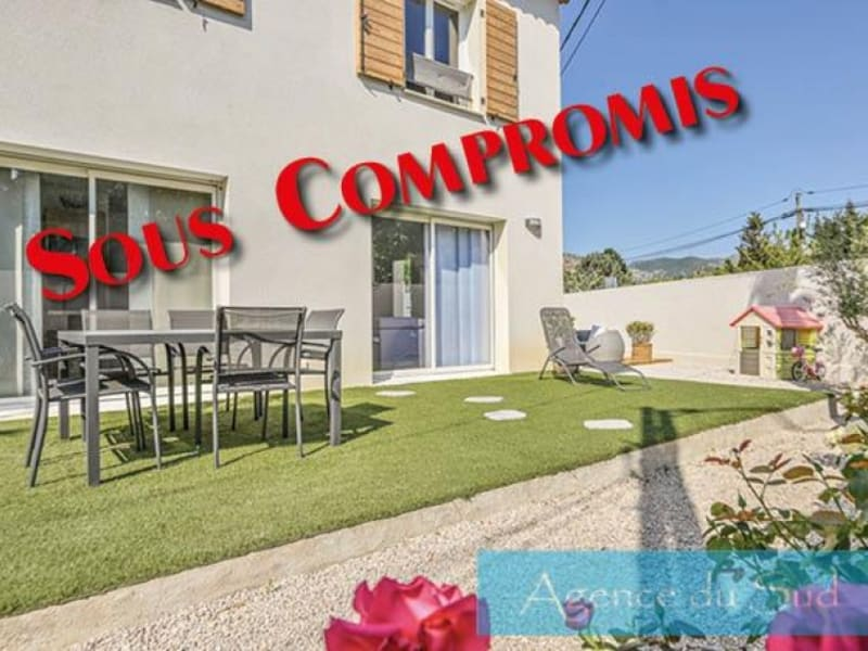 Vente maison / villa Aubagne 460000€ - Photo 1