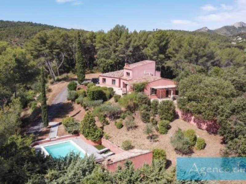 Vente maison / villa Peypin 830000€ - Photo 1