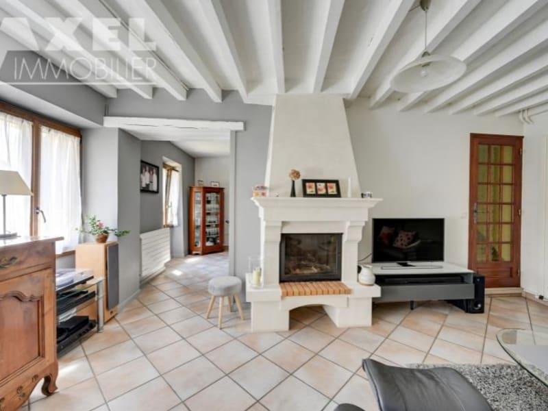 Vente maison / villa Bois d arcy 470250€ - Photo 1