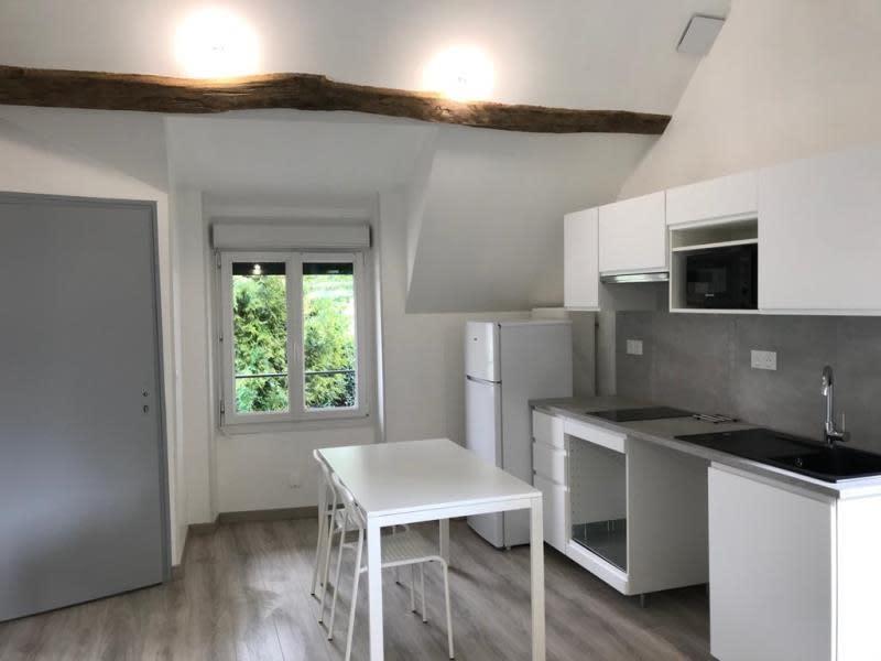 Rental apartment Saulx les chartreux 711€ CC - Picture 1