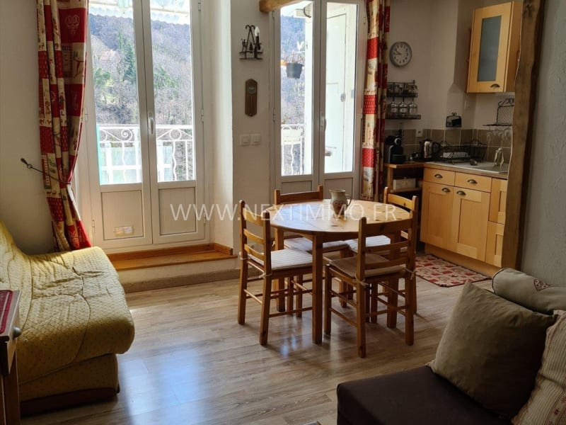 Sale apartment Saint-martin-vésubie 147000€ - Picture 2