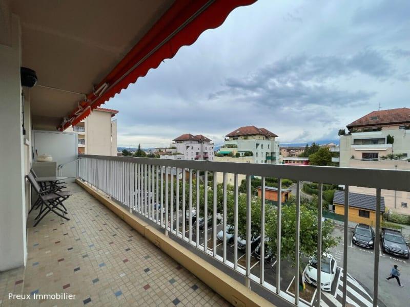 Vente appartement Gaillard 262500€ - Photo 1