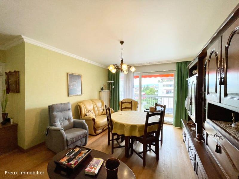 Vente appartement Gaillard 262500€ - Photo 2