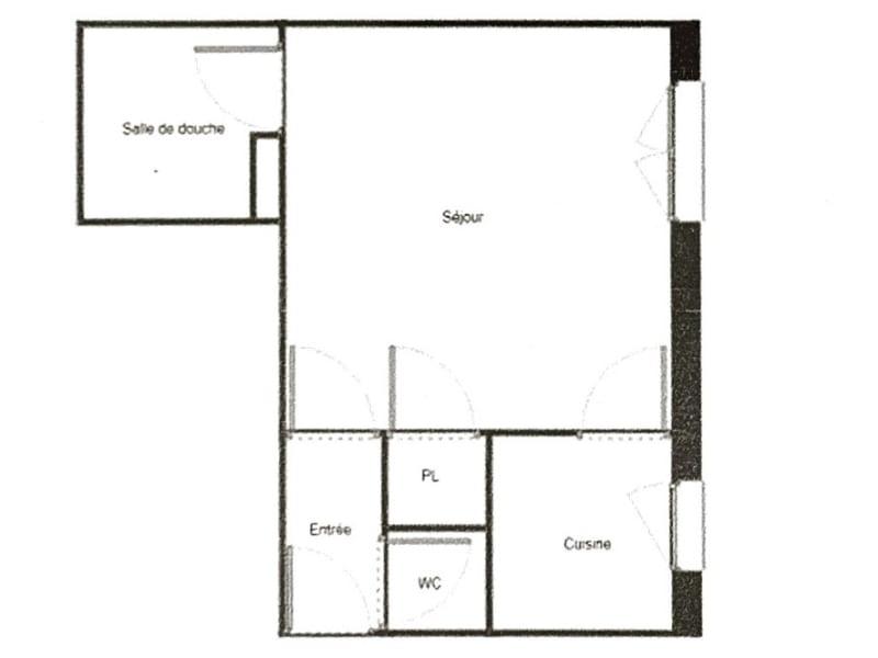 Vente appartement Vanves 220500€ - Photo 7