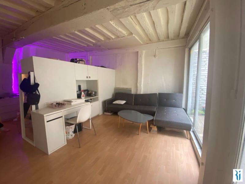 Sale apartment Rouen 109000€ - Picture 1