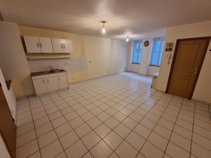 Rental apartment Nantua 402€ CC - Picture 2