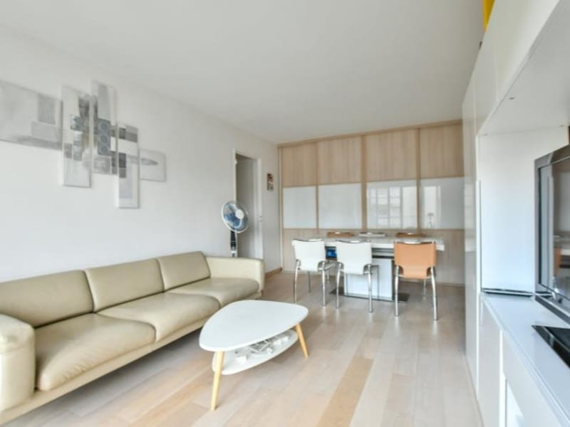 Sale apartment Paris 14ème 586500€ - Picture 3