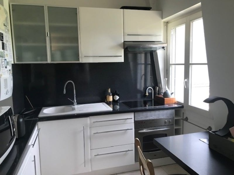 Rental apartment Villennes sur seine 980€ CC - Picture 2