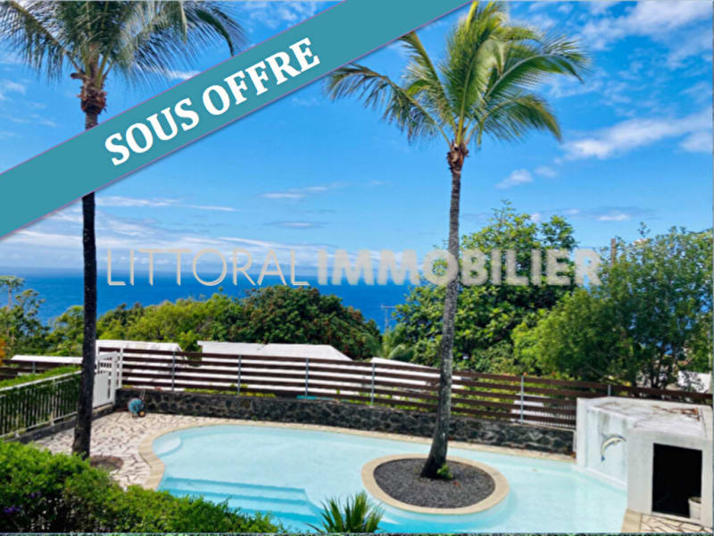 Sale apartment Petite ile 172800€ - Picture 1