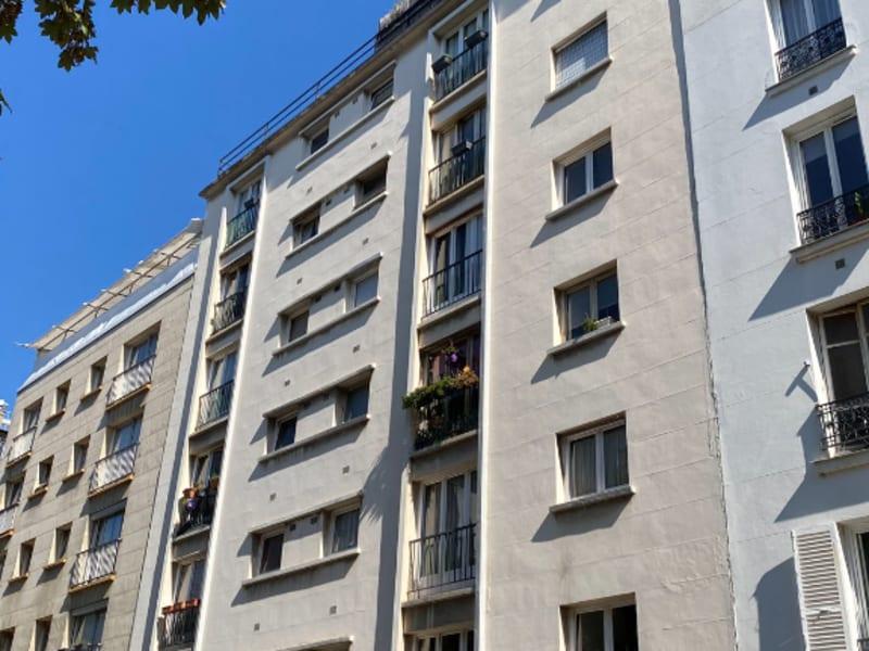 Rental apartment Paris 12ème 1152€ CC - Picture 1