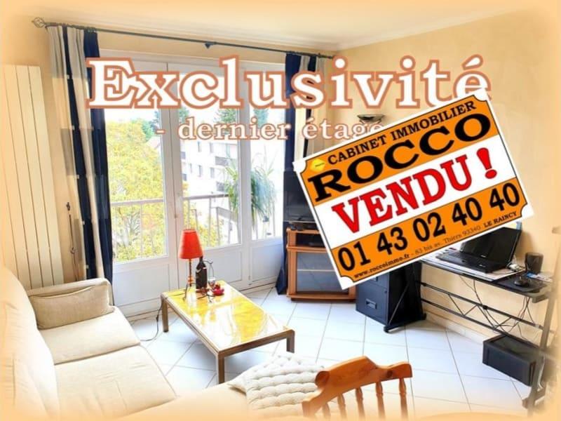 Vente appartement Le raincy 189000€ - Photo 1