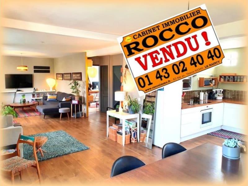 Sale house / villa Villemomble 575000€ - Picture 1