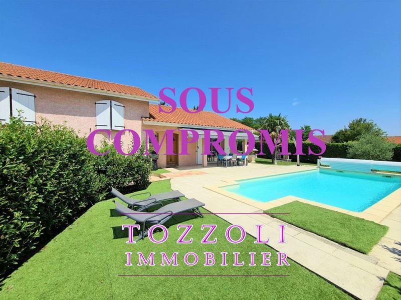 Vente maison / villa L isle d abeau 430000€ - Photo 1