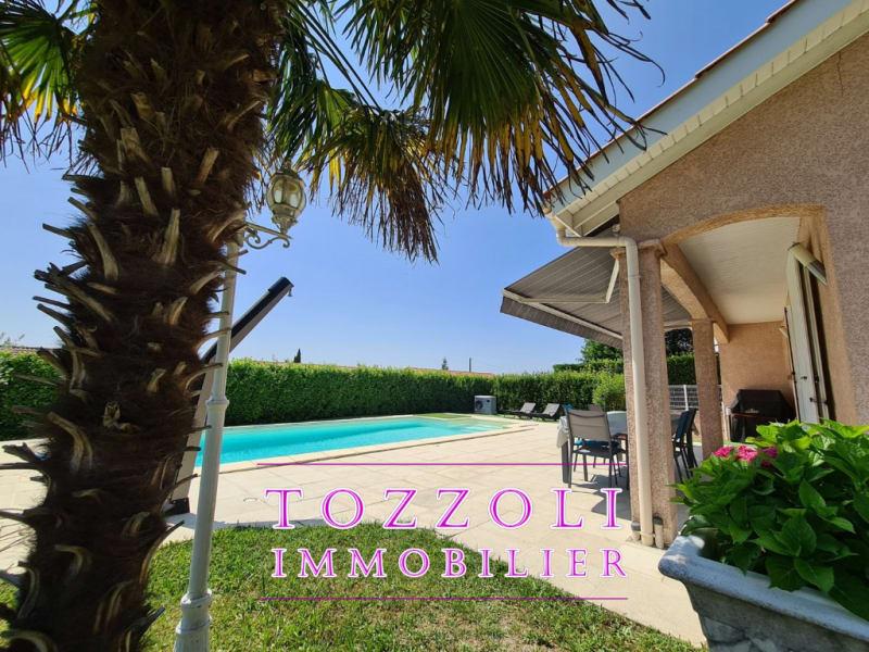 Vente maison / villa L isle d abeau 430000€ - Photo 2