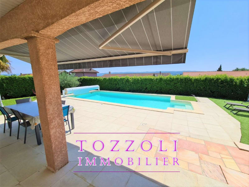 Vente maison / villa L isle d abeau 430000€ - Photo 3