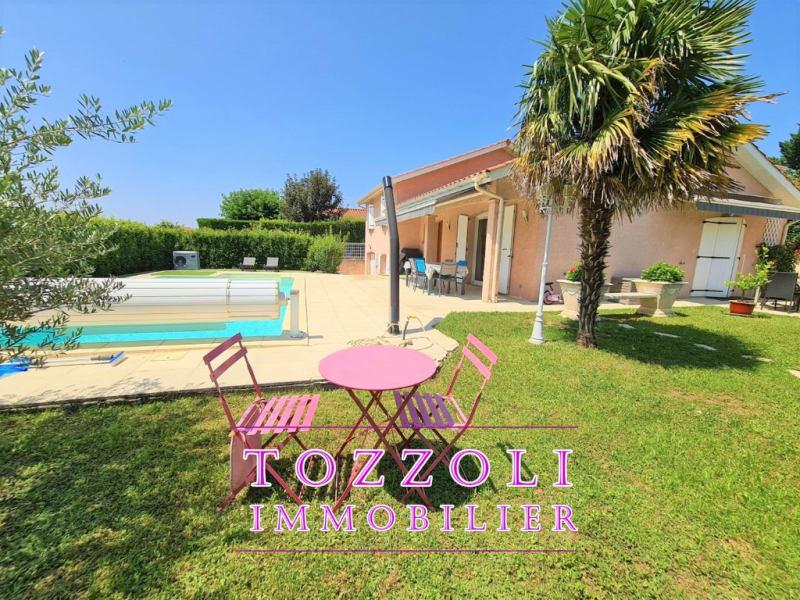 Vente maison / villa L isle d abeau 430000€ - Photo 4