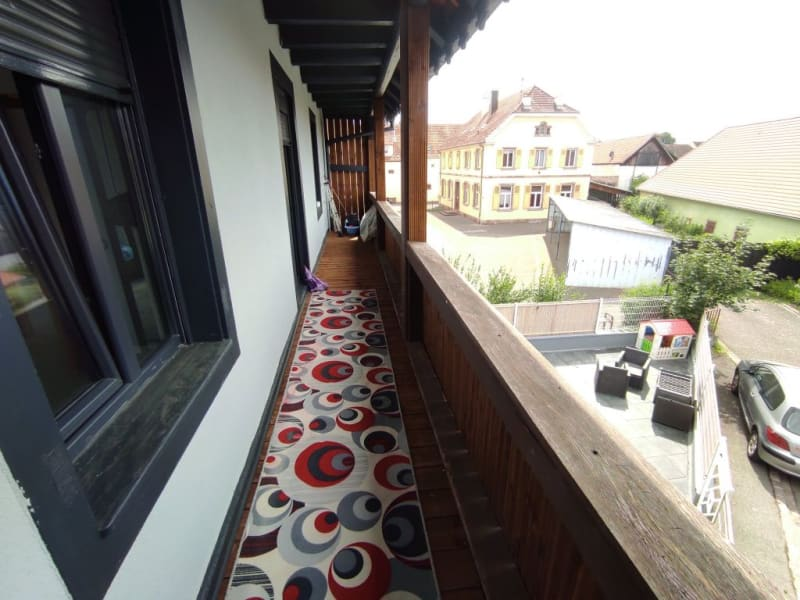Vente maison / villa Horbourg wihr 319500€ - Photo 8