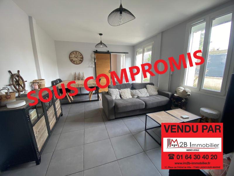 Vente maison / villa Lagny sur marne 270000€ - Photo 1