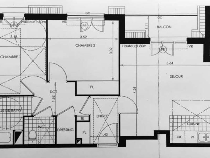 Location appartement Sartrouville 1180€ CC - Photo 5