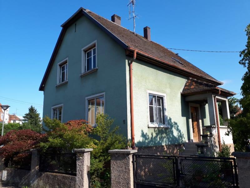 Sale house / villa Eckbolsheim 374400€ - Picture 1