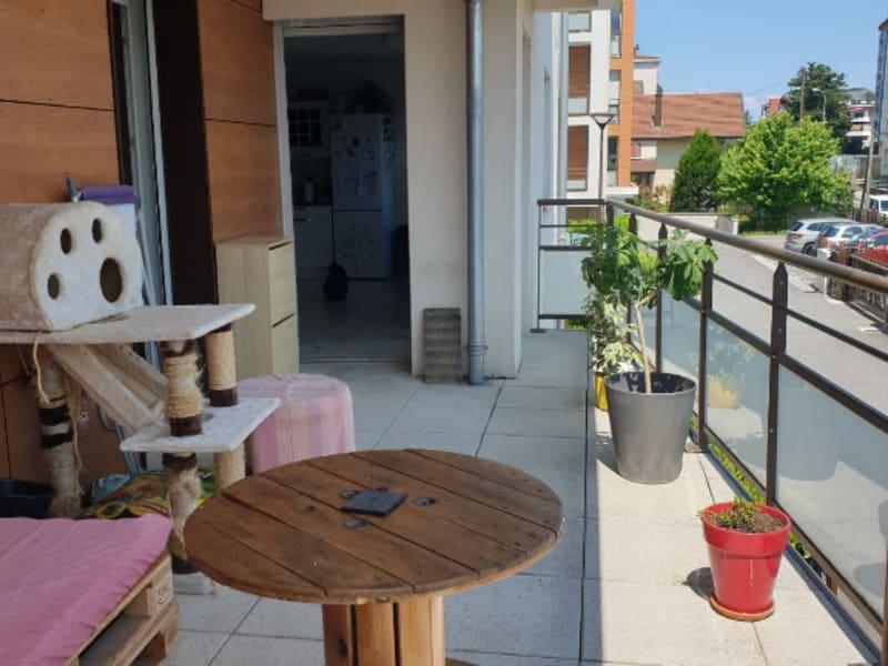 Rental apartment La roche sur foron 703,60€ +CH - Picture 6