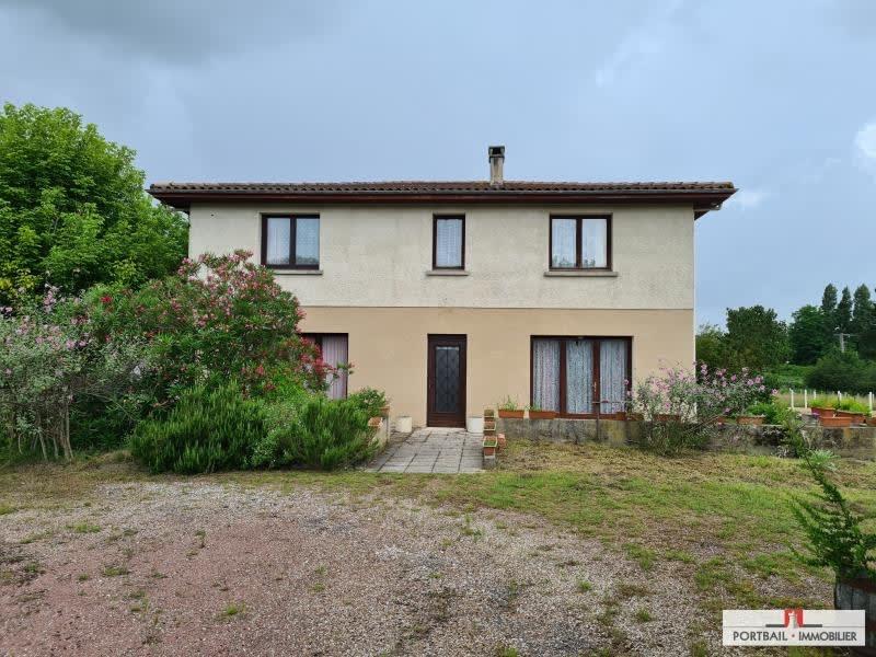 Vente maison / villa Eyrans 206500€ - Photo 1