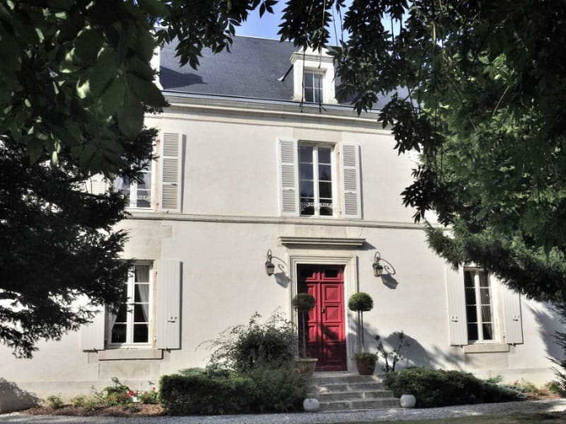 Vente maison / villa Velluire 517600€ - Photo 4