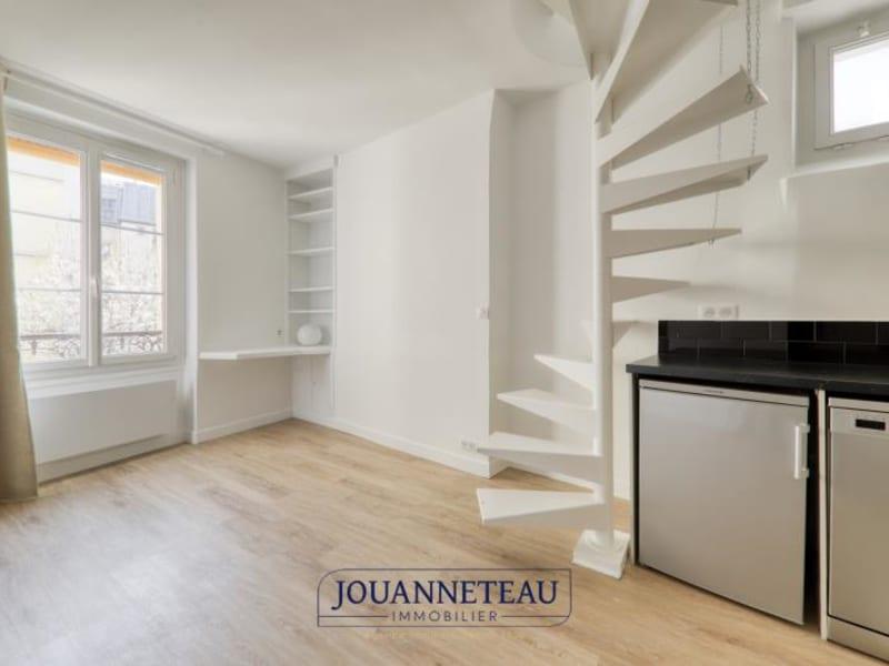 Rental apartment Paris 5ème 1385€ CC - Picture 2