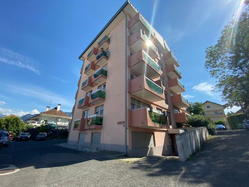 Rental apartment La roche sur foron 490€ CC - Picture 1