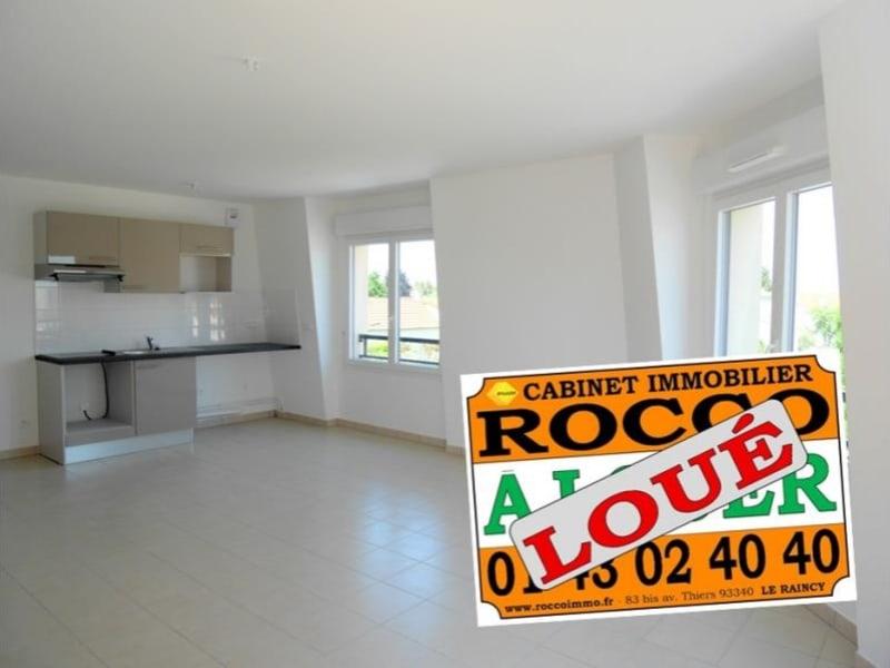 Rental apartment Le raincy 1461€ CC - Picture 1
