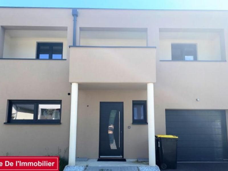 Sale house / villa Marienthal 319700€ - Picture 2