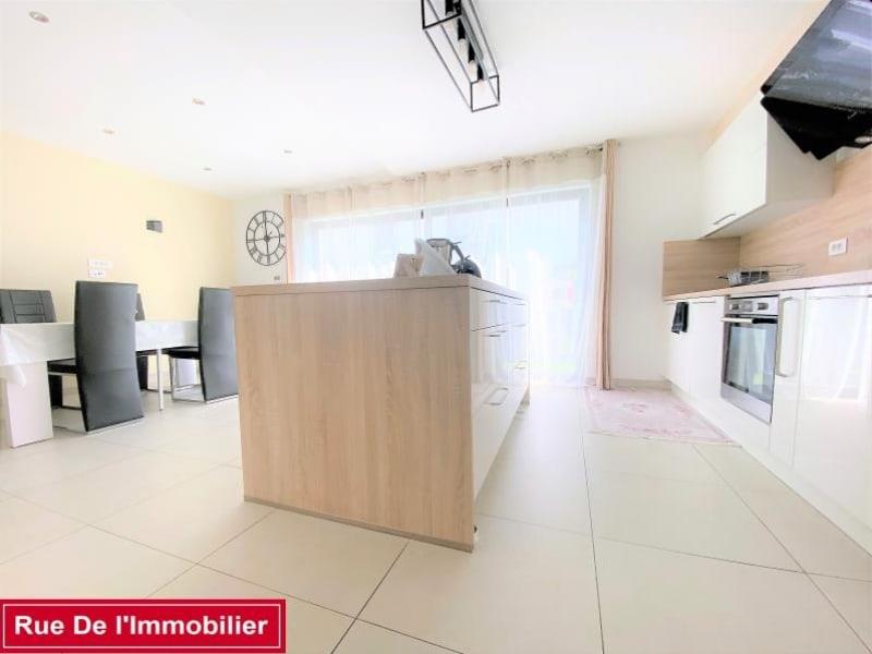 Sale house / villa Marienthal 319700€ - Picture 3
