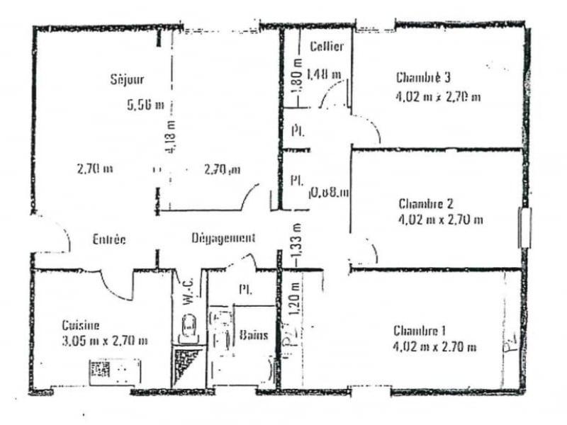 Vente appartement Montigny le bretonneux 231000€ - Photo 8