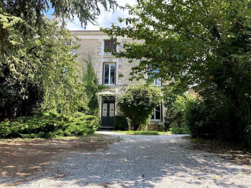 Vente maison / villa Neuville de poitou 490000€ - Photo 3