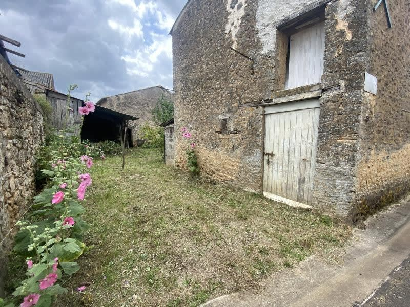 Vente maison / villa Roches premarie andille 120000€ - Photo 2