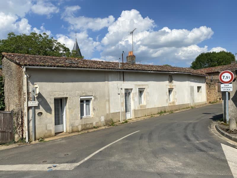 Vente maison / villa Roches premarie andille 120000€ - Photo 4