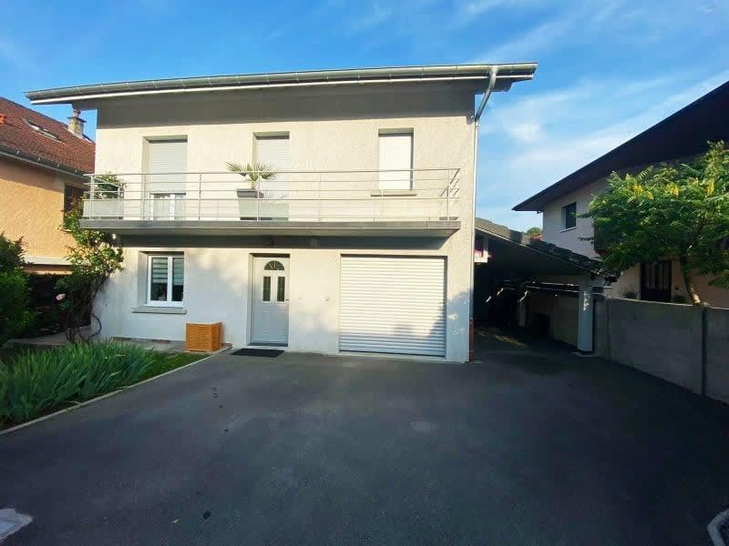 Sale house / villa Aix les bains 565000€ - Picture 1