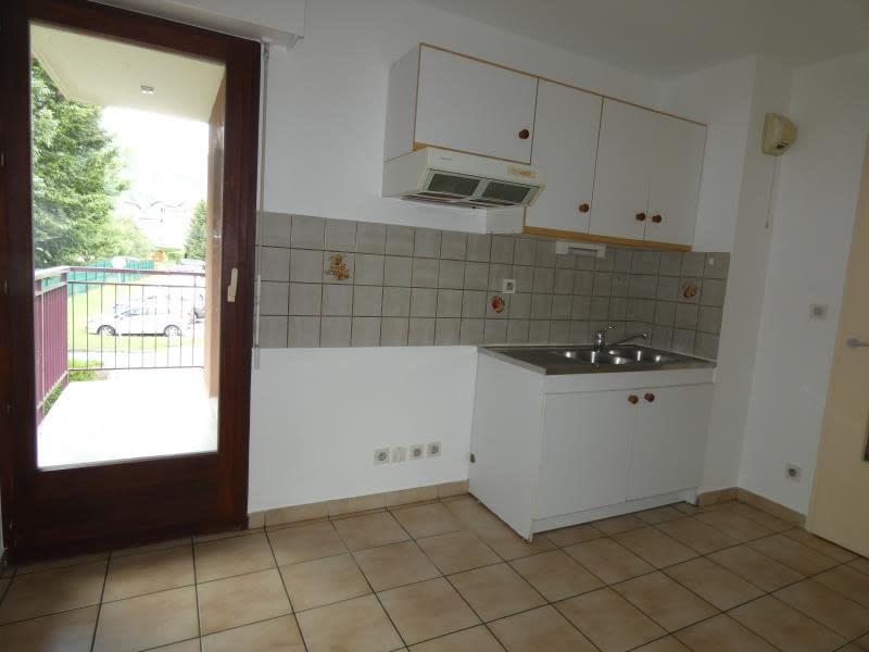 Rental apartment Thyez 640€ CC - Picture 2