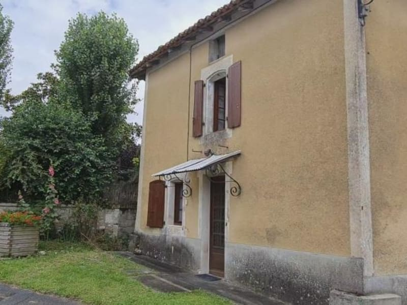 Vente maison / villa Montmoreau st cybard 65000€ - Photo 1