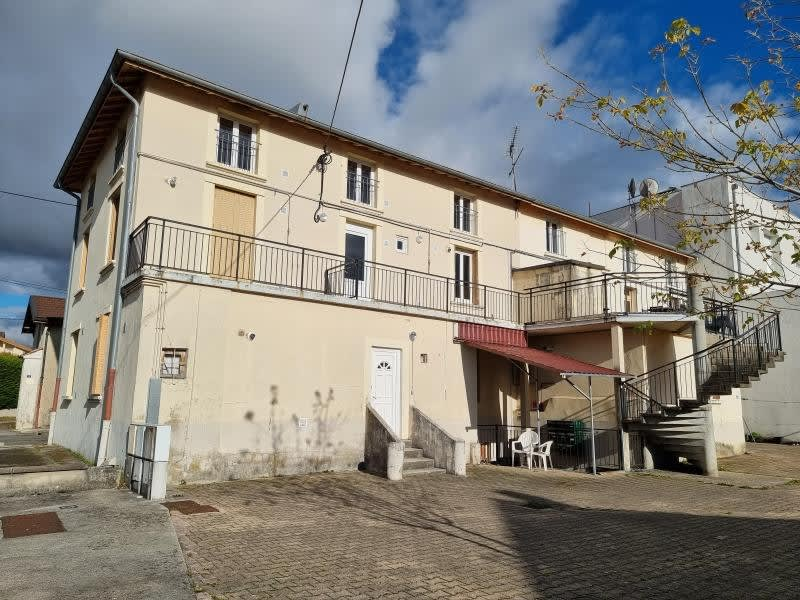Rental apartment Oyonnax 335€ CC - Picture 1