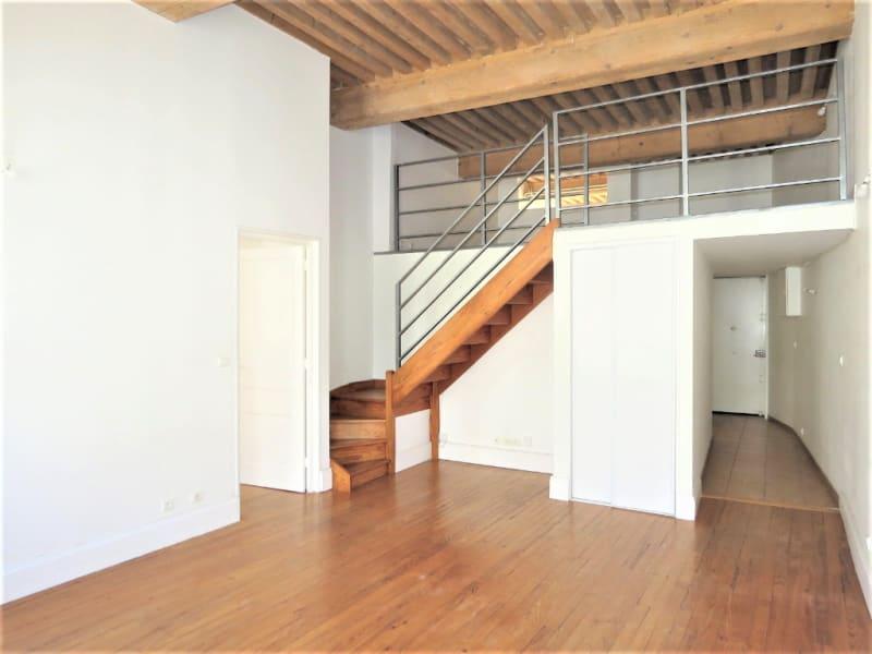 Sale apartment Lyon 4ème 425000€ - Picture 2