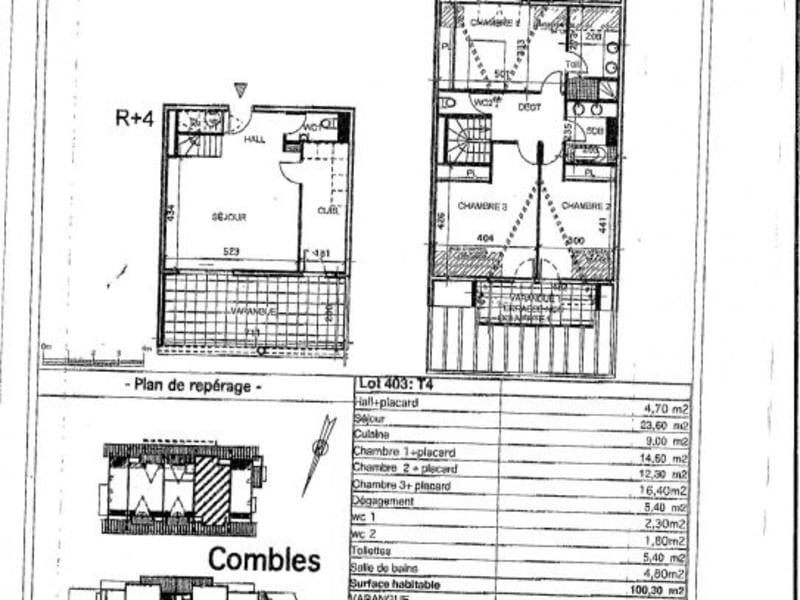 Location appartement St denis 1437€ CC - Photo 7